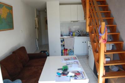 A vendre appartement la rochelle 2 pièces avec balcon 35m²