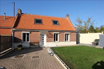 Ensemble immobilier estrees - 9 pièce (s) - 120 m²