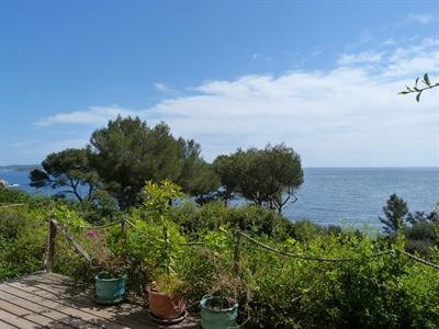 Location vacances appartement Giens 2400€ - Photo 1