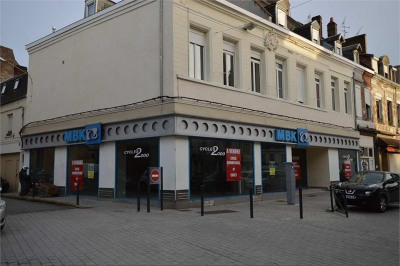 Vente Local commercial Cambrai