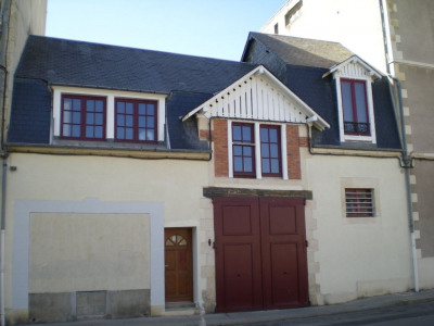 Location Local commercial Nevers