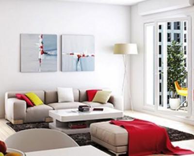 T3 neuf de 61 m² avec terrasse - blagnac