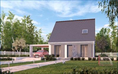 Maison + Terrain 5 pièces Neuilly-sur-Marne (93330)