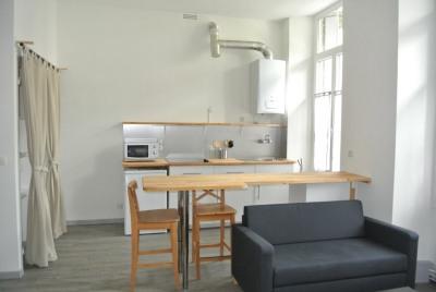 Appartement 1 pièce meublée benauge