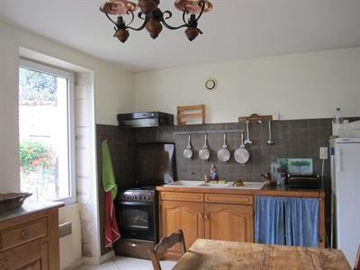 Vente maison / villa Barbezieux st hilaire 116500€ - Photo 2