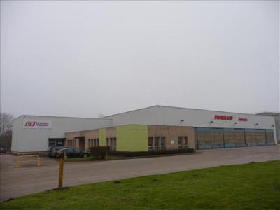 Location Local d'activités / Entrepôt Oissel