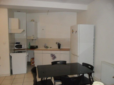 appartement F3 en plein Centre
