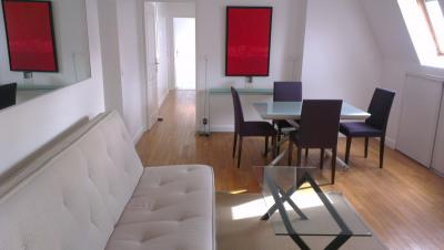 Appartement meublé 2 pièces