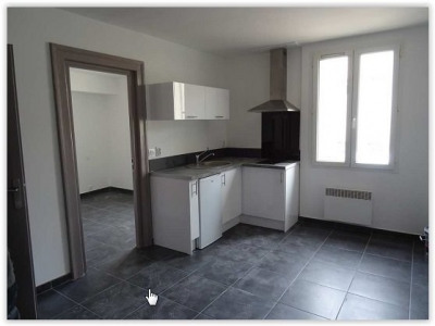 Vente - Appartement 2 pièces - 28 m2 - Montpellier - Photo