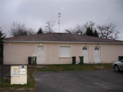 St medard en jalles- maison T2 avec jardin et parking de plain