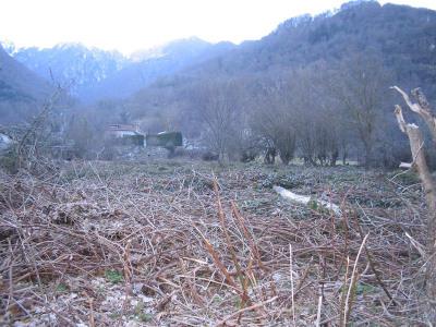 Terrain à bâtir Bagneres de Luchon Proximite