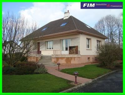 Maison sur 5000 m² de terrain proche Eu / Le Tréport