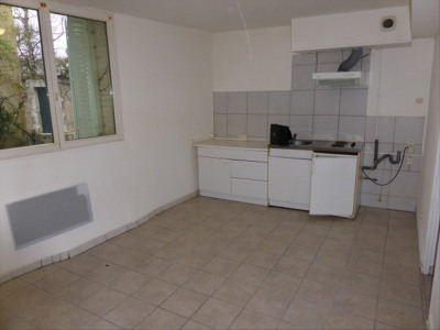 Appartement ancien auxerre - 2 pièce (s) - 34.11 m²