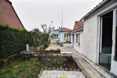 Maison à Tortequesne 2 chambres, jardin, garage
