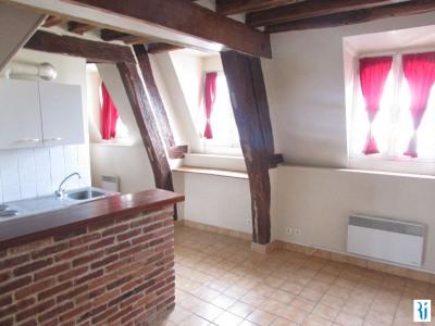 Appartement Hyper centre Rouen F1 bis 25.4 m²