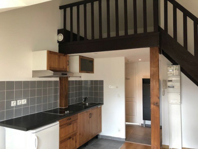 Appartement 1 pièce - saulx les chartreux