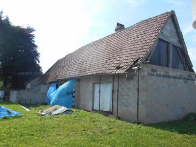Maison à finir de rénover à Hardivillers
