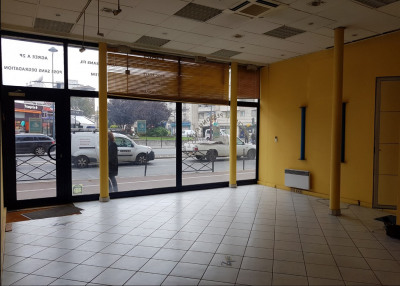 Location Local commercial Clichy
