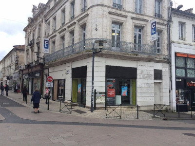 Location Boutique Angoulême