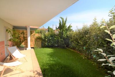 Nice ouest rez-de-jardin 2 pièce (s) 46 m²
