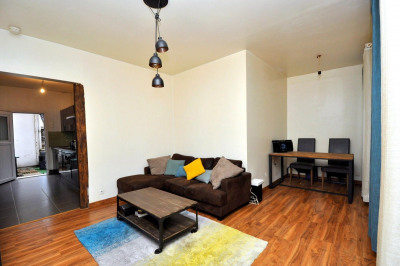 Appartement 2 pièces (44m²) avec extérieur