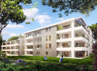 Programme L'échappée résidence - 13ème arrondissement (Marseille 13eme)