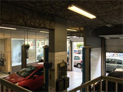 Fonds de commerce Auto-Moto-Service Lyon 8ème