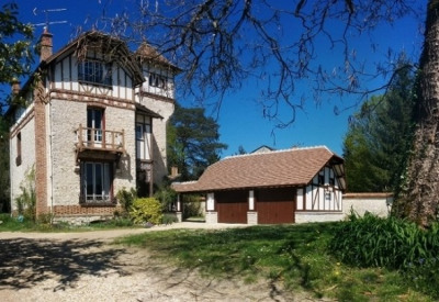 Beautiful furnished house in Bourron