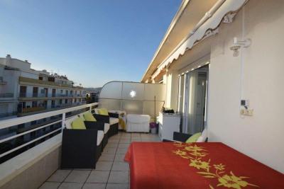 Vente Appartement 2 pièces Juan les Pins-(40 m2)-265 000 ?