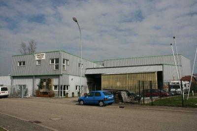 Vente Local d'activités / Entrepôt Reichstett