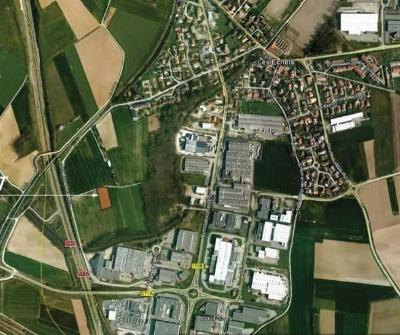 Vente Local d'activités / Entrepôt Miribel