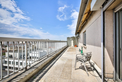5 pièces terrasse