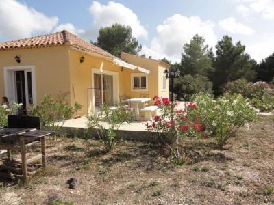 Villa type 3 sur 500m² environ de terrain