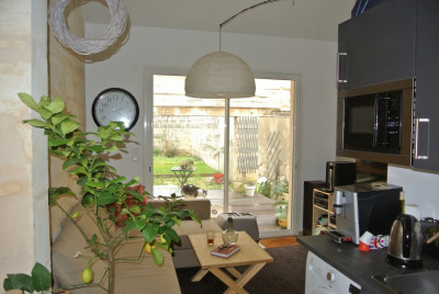 T2 Bastide avec 120 m² de jardin