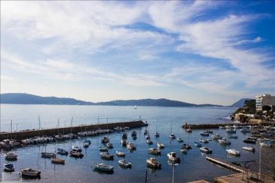 T4 vue mer panoramique