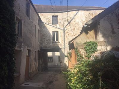 Maison La Ville Du Bois centre à restaurer