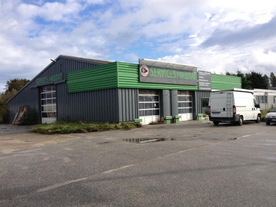 Vente Local d'activités / Entrepôt Neuville les Dieppe