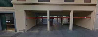 Garage rue Locarno