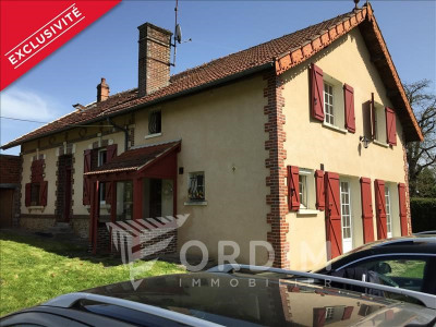 Maison ancienne charny - 8 pièce (s) - 166 m²