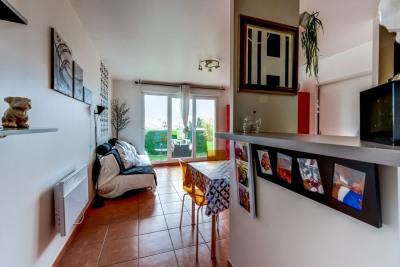 Appartement dernier étage T2 Vaulx En Velin VILLAGE 37.56 m²
