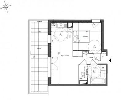 Vente appartement Albigny-sur-Saône (69250)