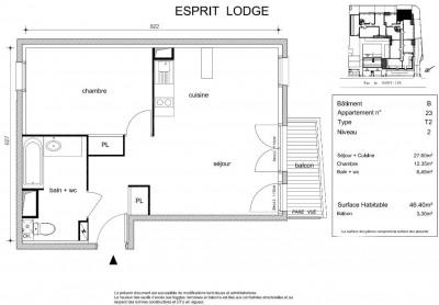 Vente appartement Perigny