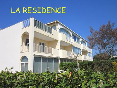Appartement Vaux Sur Mer 2 pièce (s) 28 m² à 450 m