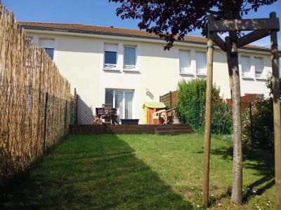 Maison type 4 / jardin