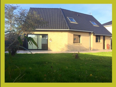 A 2 pas de Vendin~Superbe maison individuelle sur 590m², off