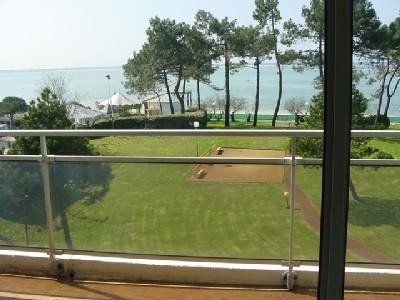 Vacation rental apartment Arcachon 940€ - Picture 1