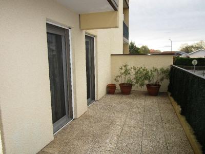 Appartement 2 chambres, Terrasse et garage en sous