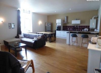 Appartement Aire sur la lys 3 pièces 80 m² A voir absolument