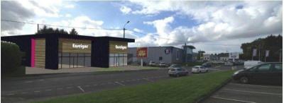 Vente Boutique Landerneau