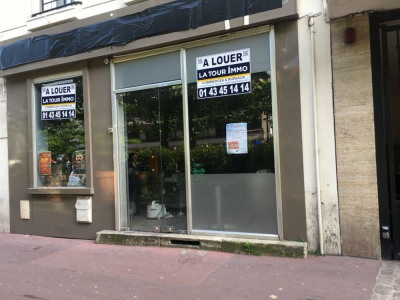 Location Boutique Saint-Mandé